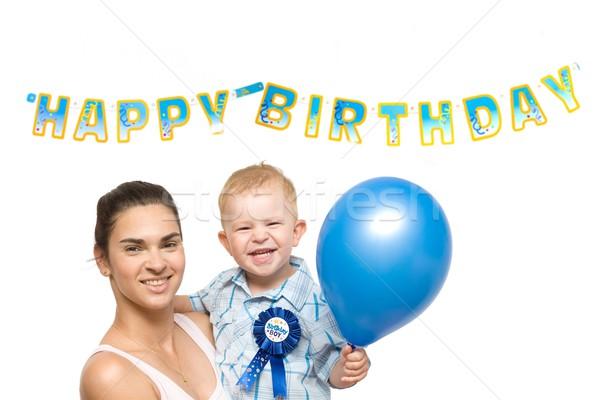 Happy Birthday Stock photo © nyul