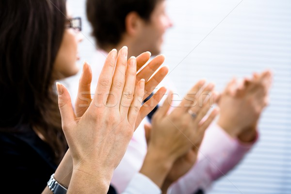 Applause Stock photo © nyul