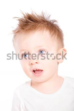 Baby boy Stock photo © nyul