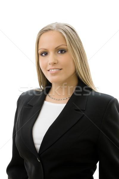 Young businesswoman Stock photo © nyul