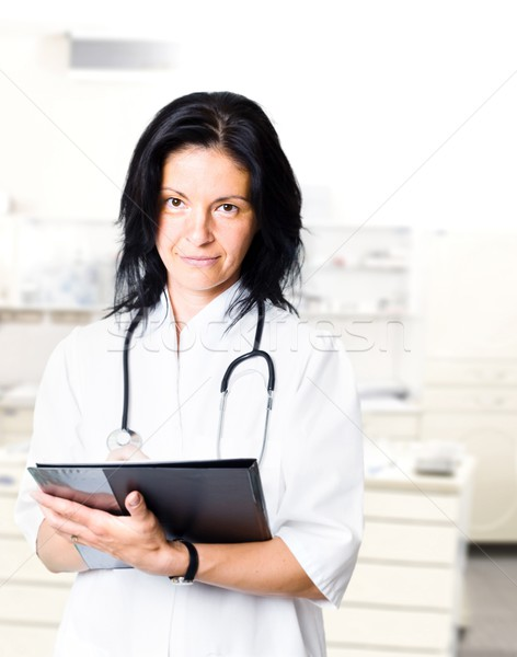 General Practitioner Stock photo © nyul