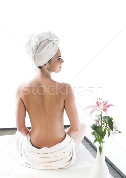 Wellness Stock photo © nyul