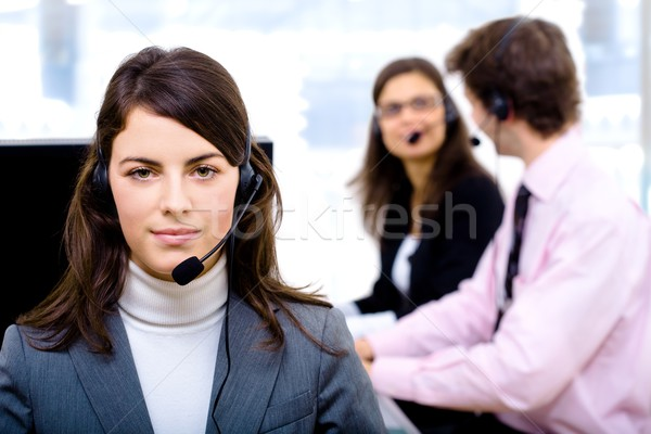 IT-support Stock photo © nyul