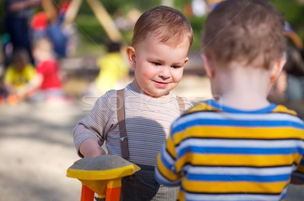On the Playground Stock photo © nyul