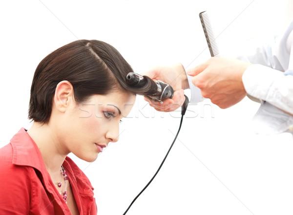 hair design Stock photo © nyul
