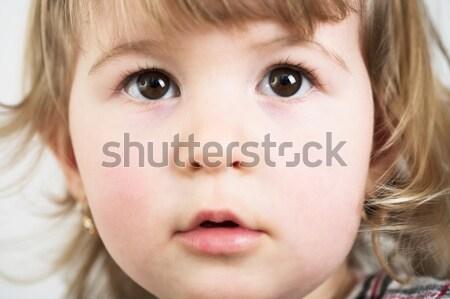 Childhood Stock photo © nyul