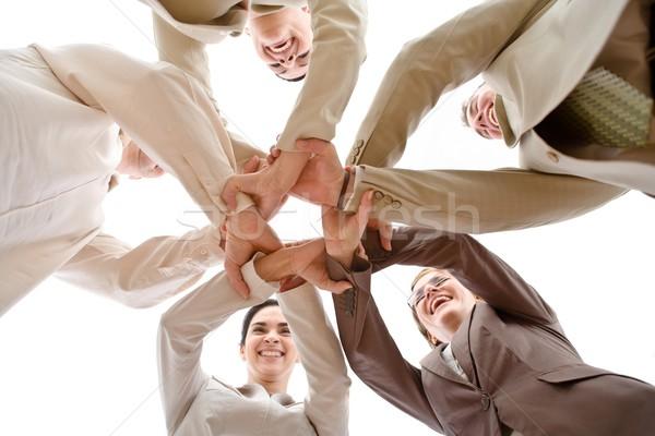 Team Work Stock photo © nyul