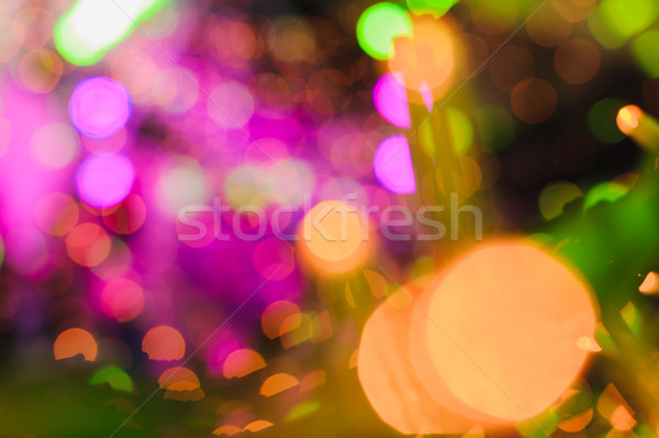фары звезды аннотация расплывчатый свет Сток-фото © O_Lypa