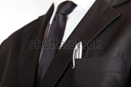 Elegant businessman Stock photo © Obencem