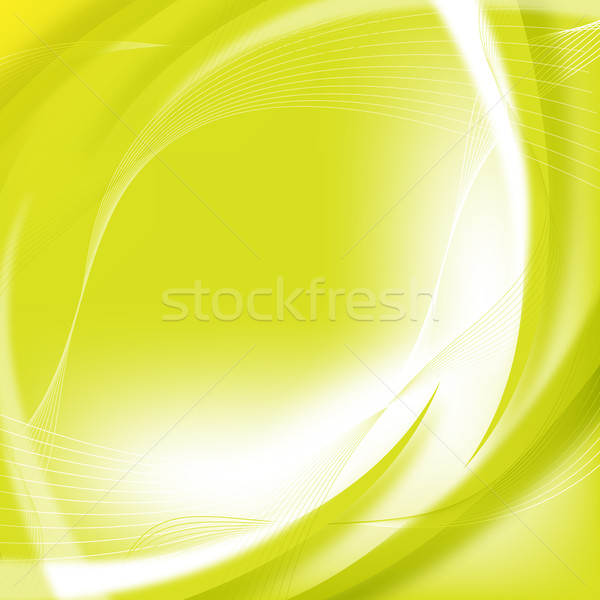 abstract green background Stock photo © oconner