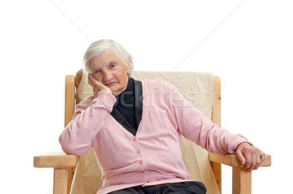 Retired life Stock photo © ocskaymark