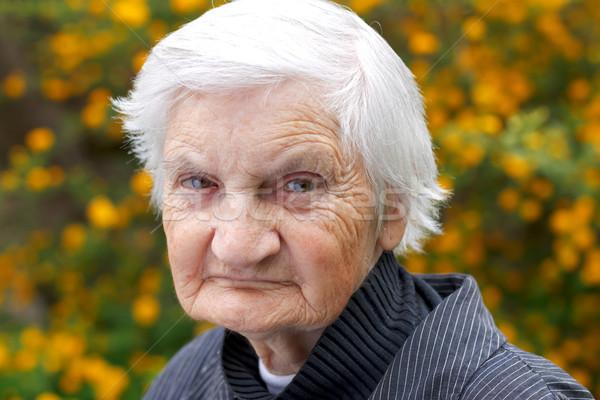 Elderly life Stock photo © ocskaymark