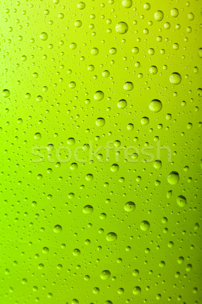 Macro froid vert eau texture Photo stock © ocusfocus