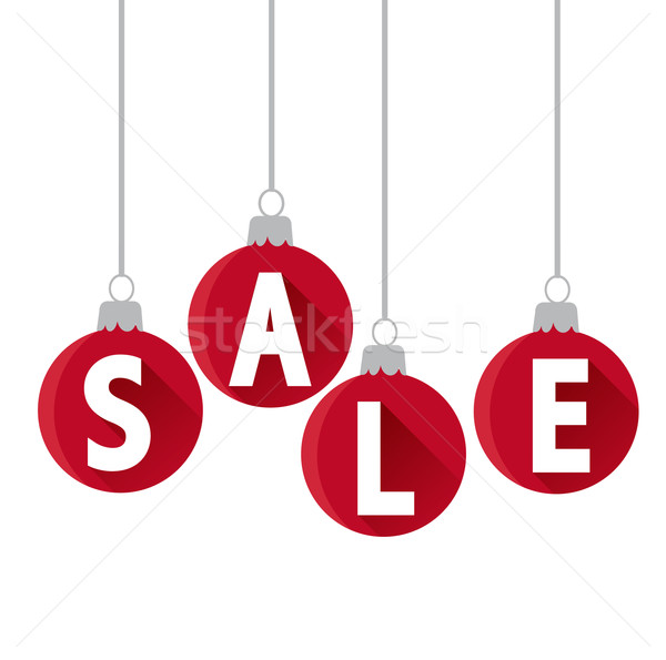 Winter Sale Stock photo © odina222