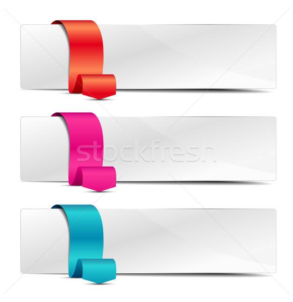 ribbons Stock photo © odina222