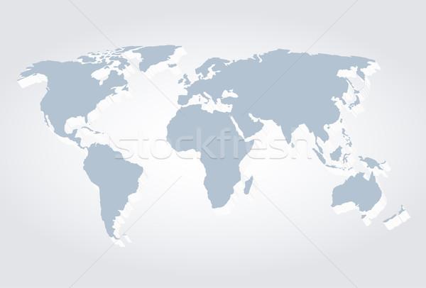 Mir Karta 3d Karta Annotaciya Svet Tehnologij