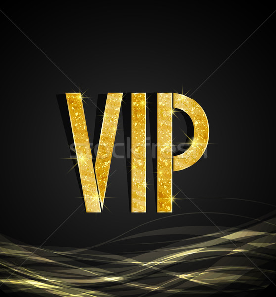 Stock photo: Vip Card