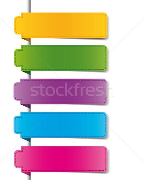 bookmarks Stock photo © odina222