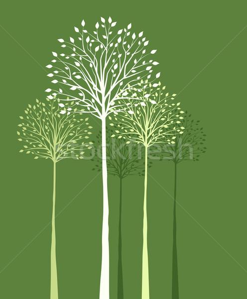 trees Stock photo © odina222