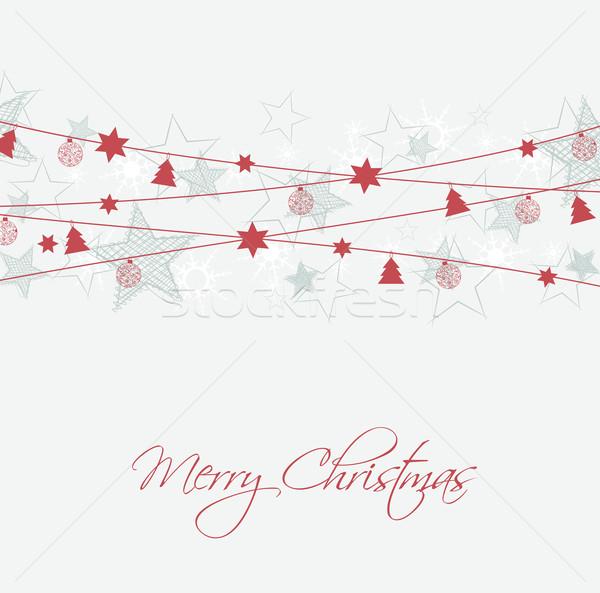 Christmas decoration Stock photo © odina222
