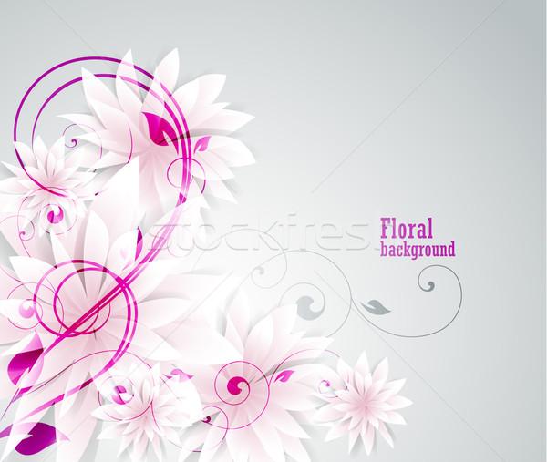 flower background Stock photo © odina222