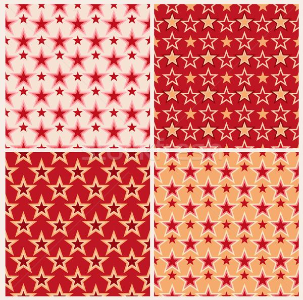 Seamless Pattern Stock photo © odina222