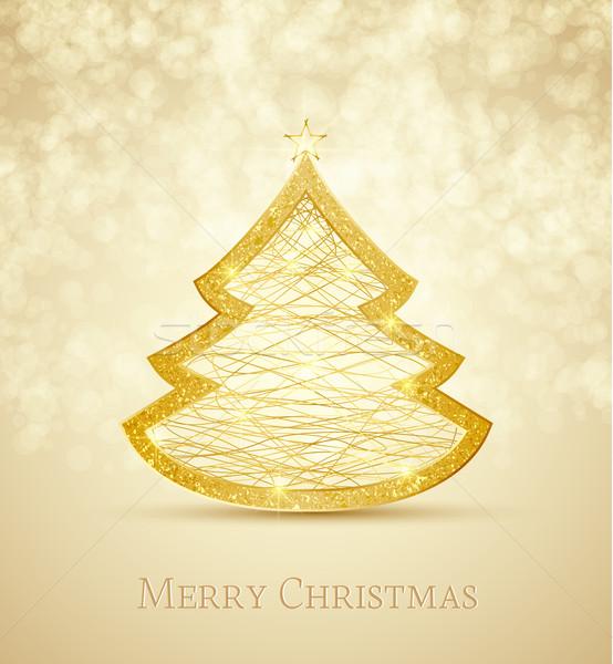 Christmas tree Stock photo © odina222