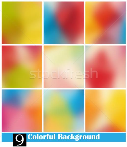 Colorful Backgrounds Stock photo © odina222