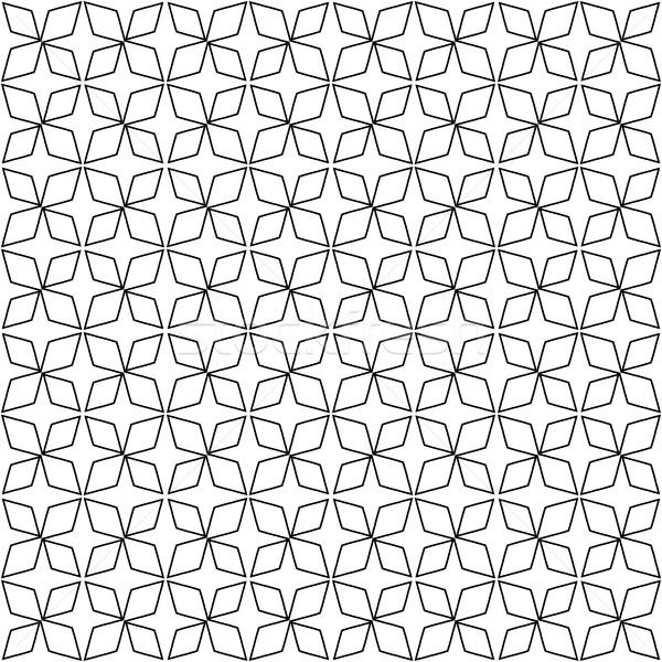 вектора черно белые бумаги текстуры веб Сток-фото © odina222