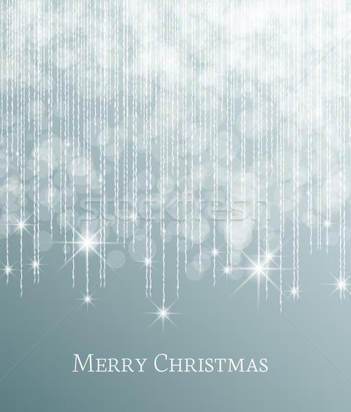 Christmas background Stock photo © odina222