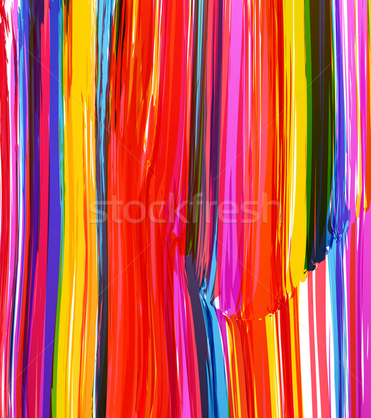 Abstract kleur vector kleurrijk foto Stockfoto © odina222
