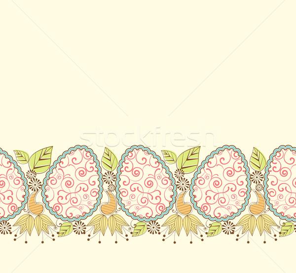 ストックフォト: イースター · イースターエッグ · テクスチャ · 幸せ · 卵