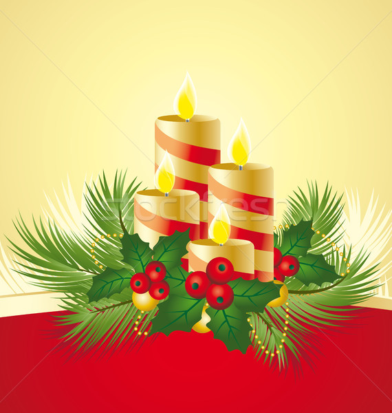 Christmas background Stock photo © odina222
