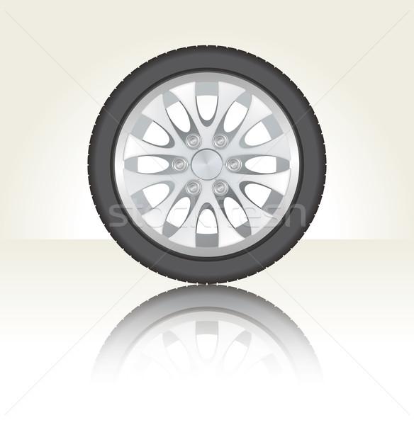 car wheel Stock photo © ojal