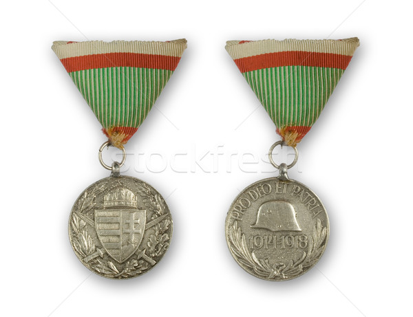 ancient medal Stock photo © ojal