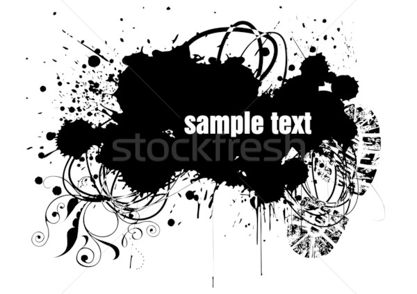 splashes Stock photo © ojal
