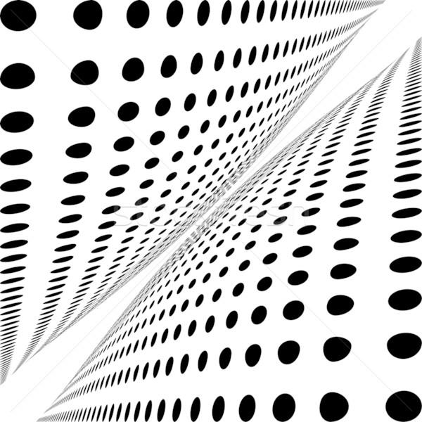 halftone dots Stock photo © ojal
