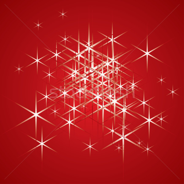 christmas background Stock photo © ojal