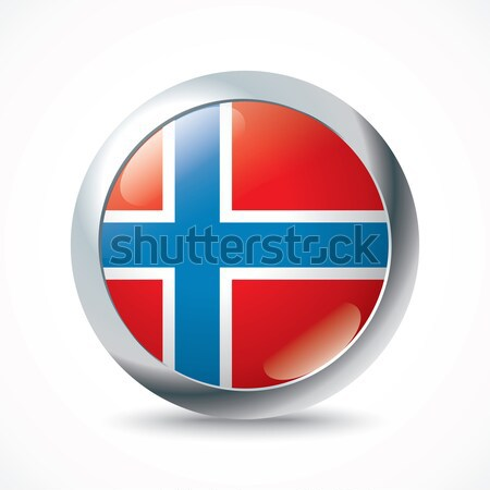Bouvet Island flag button Stock photo © ojal