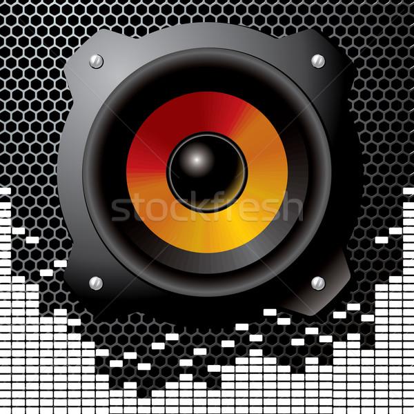 audio speaker Stock photo © ojal