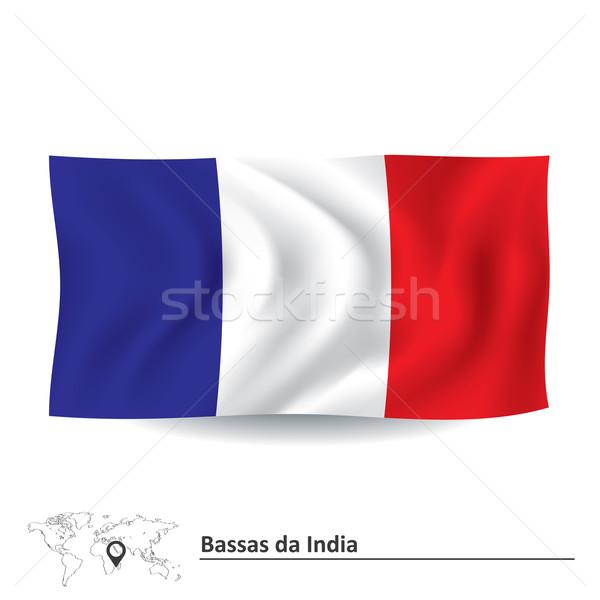 Flag of Bassas da India Stock photo © ojal