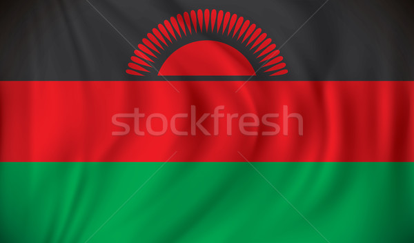 Flag of Malawi Stock photo © ojal