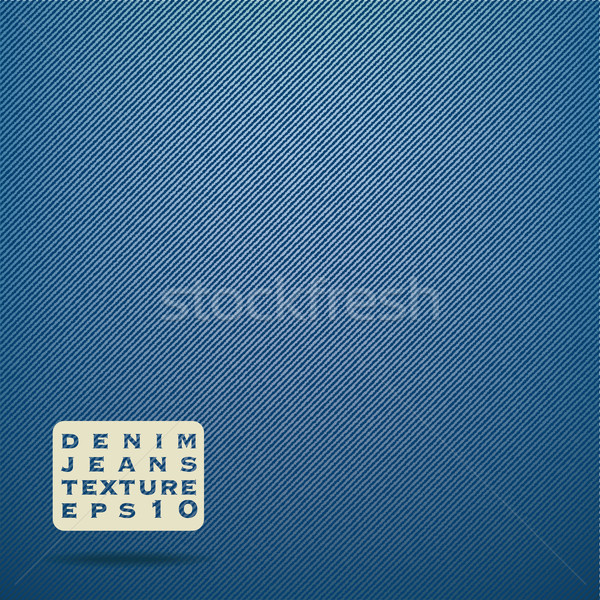 Denim dżinsy tkaniny tekstury tle kraju Zdjęcia stock © ojal