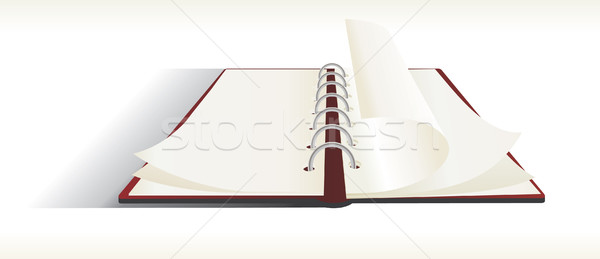 note pad Stock photo © ojal