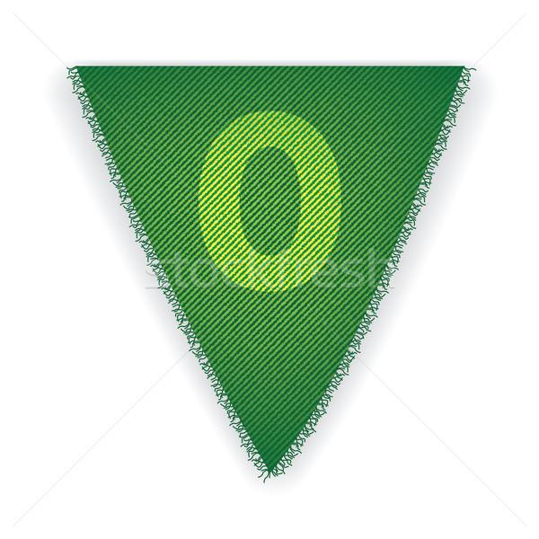 Stok fotoğraf: Bayrak · numara · eps · 10 · dizayn · arka · plan
