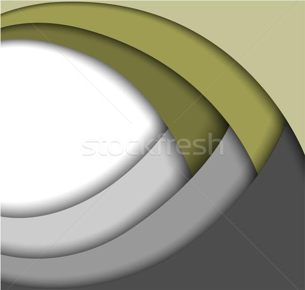 аннотация пространстве кадр темно белый шаблон Сток-фото © Oksvik
