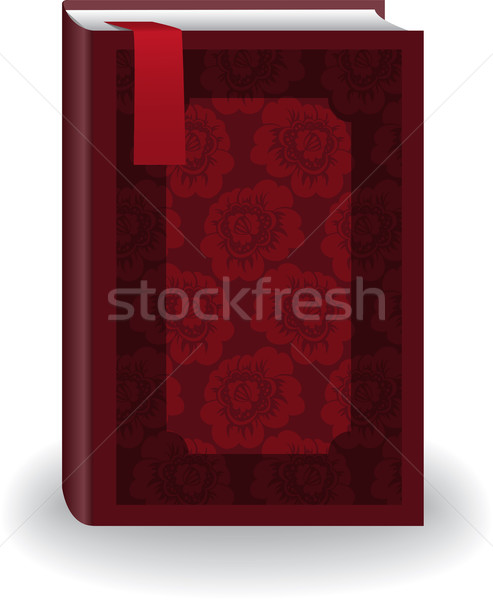 red book with a bookmark Stock photo © Oksvik