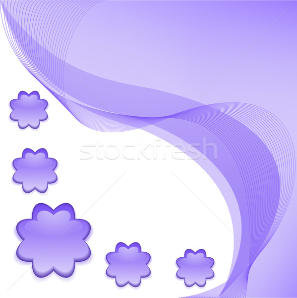 Lilac abstract background Stock photo © Oksvik