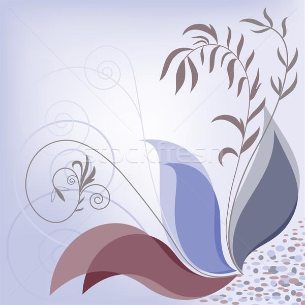abstract background Stock photo © Oksvik