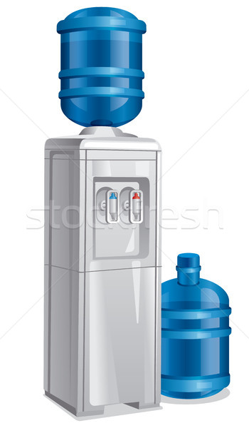 water cooler equipment Stock photo © olegtoka